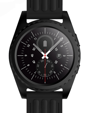 GS3 Heart Rate Sport Watch